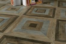 Ceramiche Caesar vibe squares warm famintás padlólap nagy képen