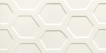 Tubadzin All in white 1 STR falicsempe  29,8x59,8