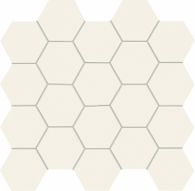 tubadzin all in white /white mozaik  30,6x28,2