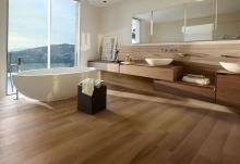 Caesar Life Walnut padlólap fürdőszoba nagy képen
